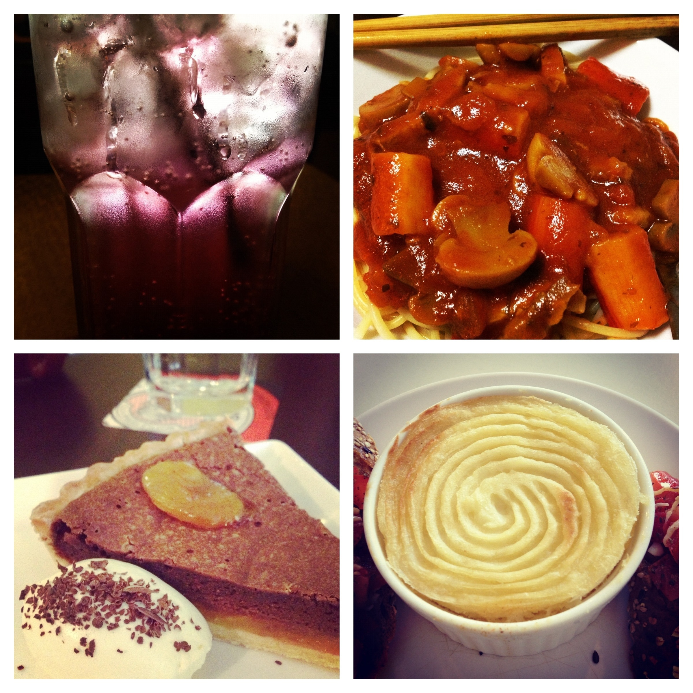 Cafe hopper photo montage of food eaten anthropology for Anthropology of food and cuisine